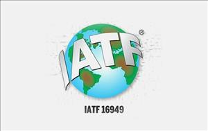 IATF 16949 certification is on progress